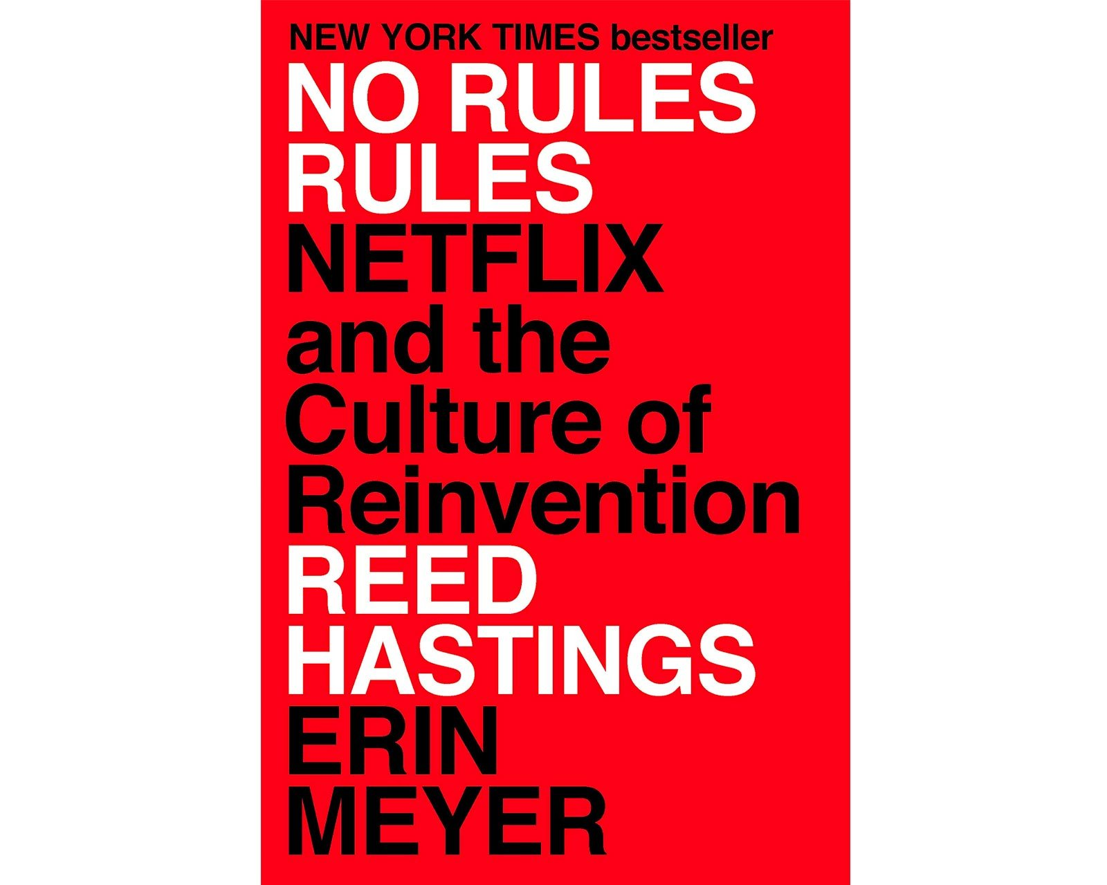 No Rules Book
